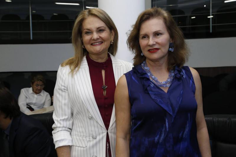 Lenise Rocha e Renata Jereissati 1