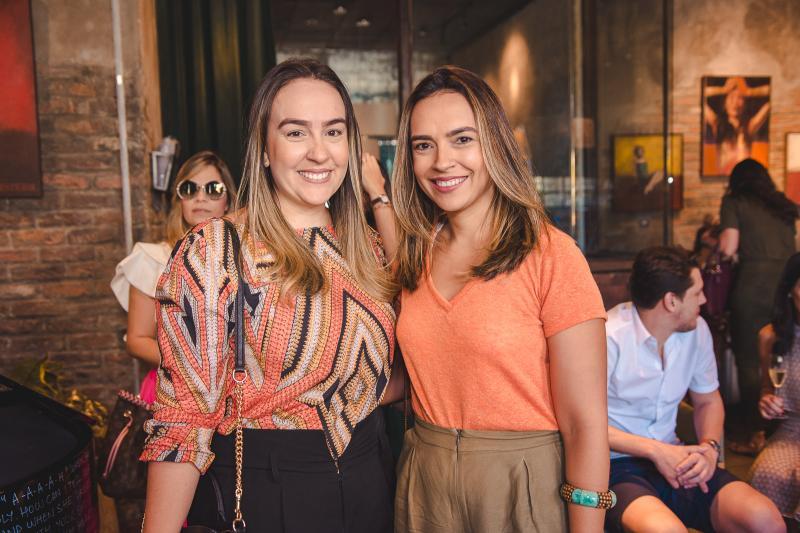Natercia Rios e Carol Rios