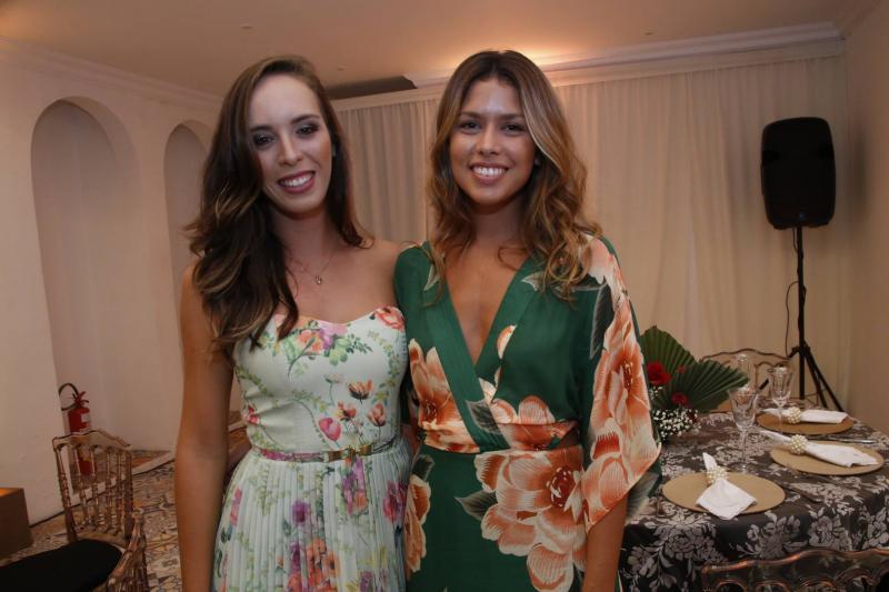 Livia Furtado e Leticia Cunha