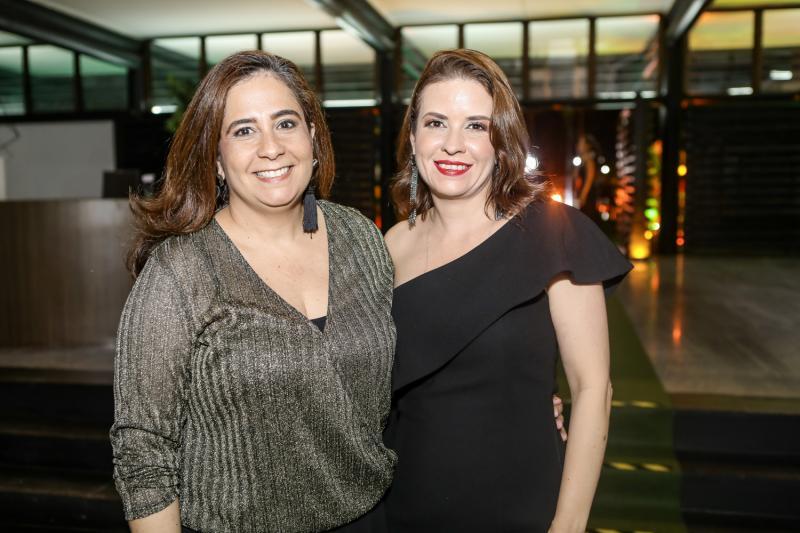Ana Xavier e Rocaia Dultra