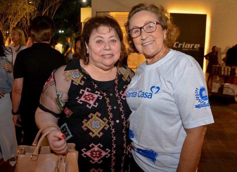 Maria Sefiza e Sueli Nogueira