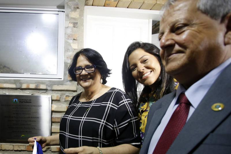 Damares Alves, Priscila Costa e Antonio Fernandes