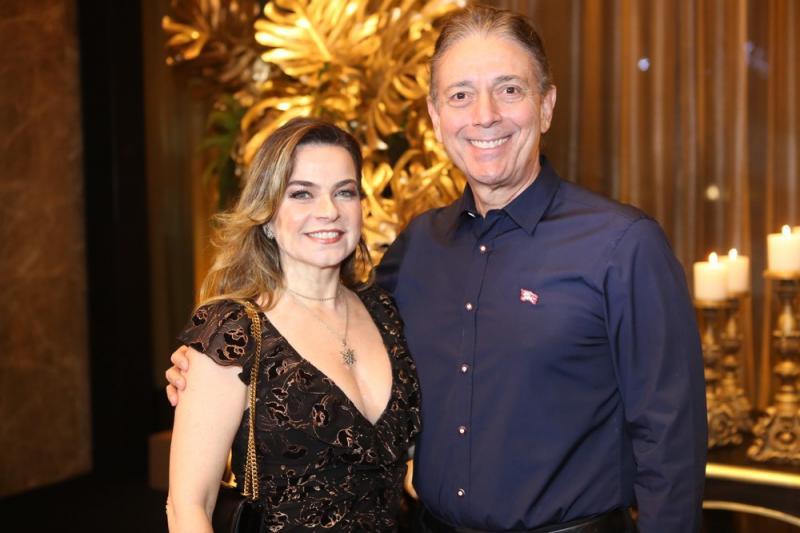 Danielle e Afranio Barreira