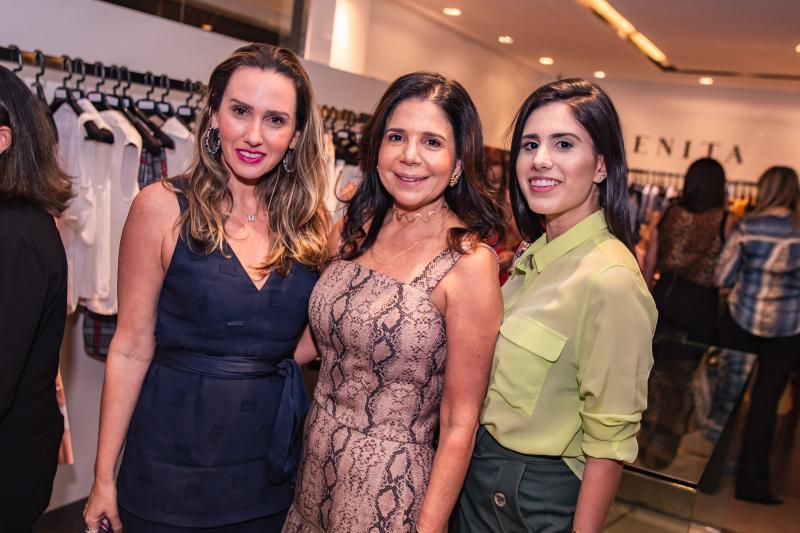 Roberta Nogueira, Maria Lucia Negrao e Natalia Nogueira