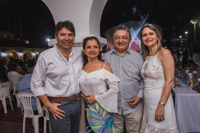 Mauro Jorge, Ray Camurca, Castelo Camurca e Gardenia Jorge