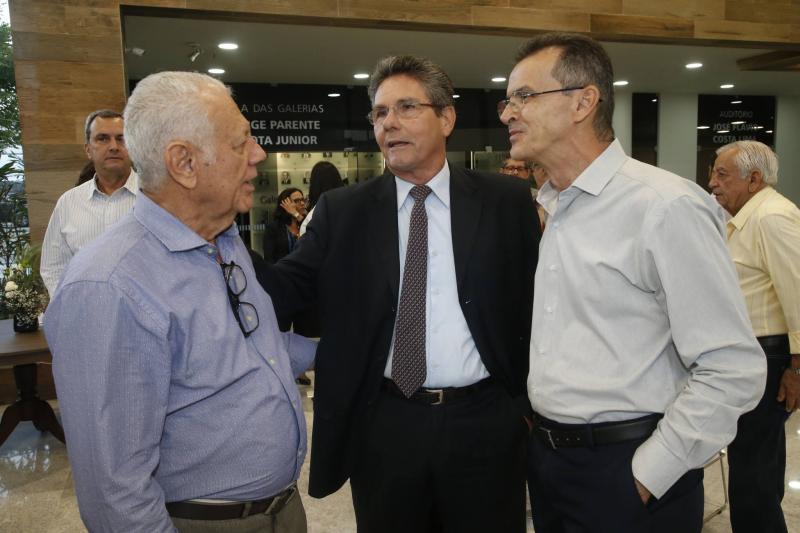 Flavio Saboya, Inima Sancho e Jonas Souza