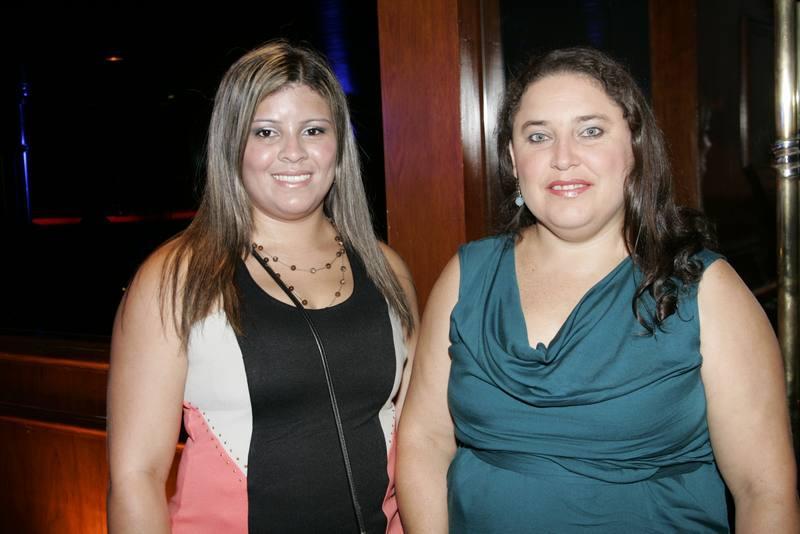 Geovana Braga e Isabel Oliveira