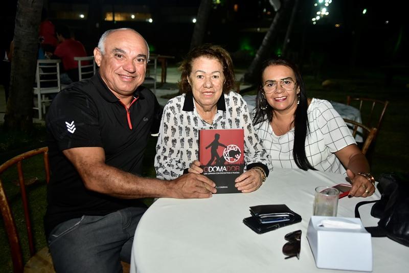 Belarmino Monteiro, Lucia Monteiro, Tania Passos