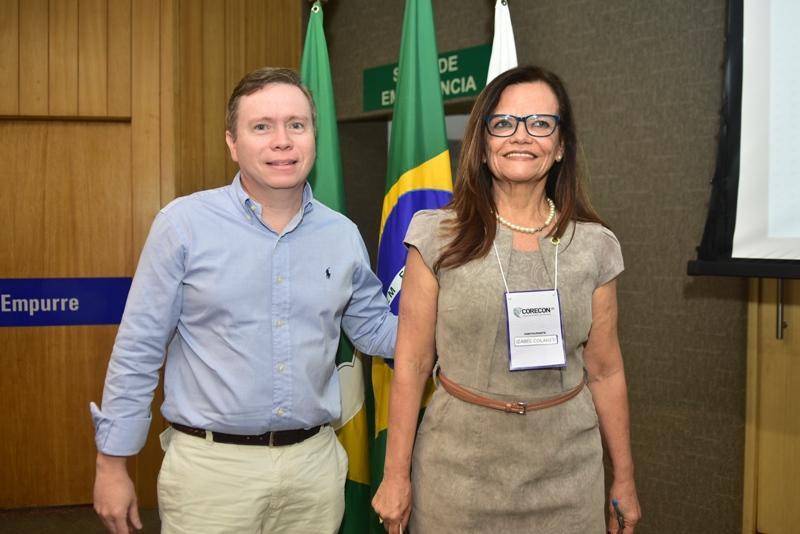 Ricardo Coimbra, Isabel Colares