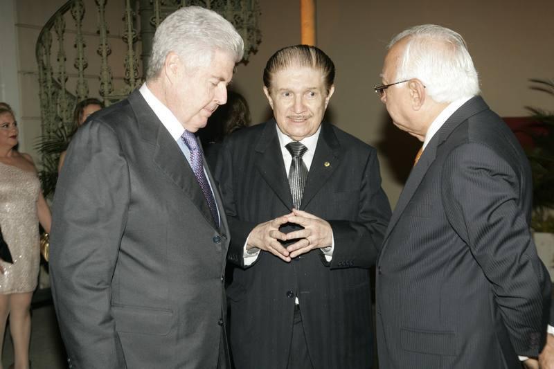 Lucio Carneiro, Mauro Benevides e Edson Silva