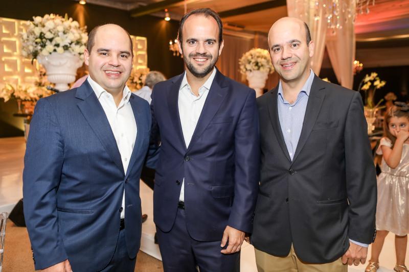 Guilherme, Felipe e Henrique Soares
