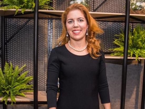Ticiana Rolim fala sobre empreendedorismo de impacto social durante evento da AJE