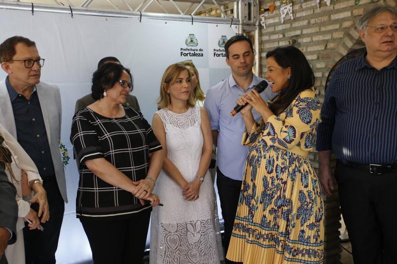 Elpidio Nogueira, Damares Alves, Maira Pinheiro, Capitao Wagner, Priscila Costa e Moroni Torgan