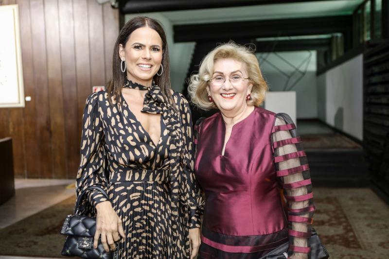 Luciana Sousa e Socorro França
