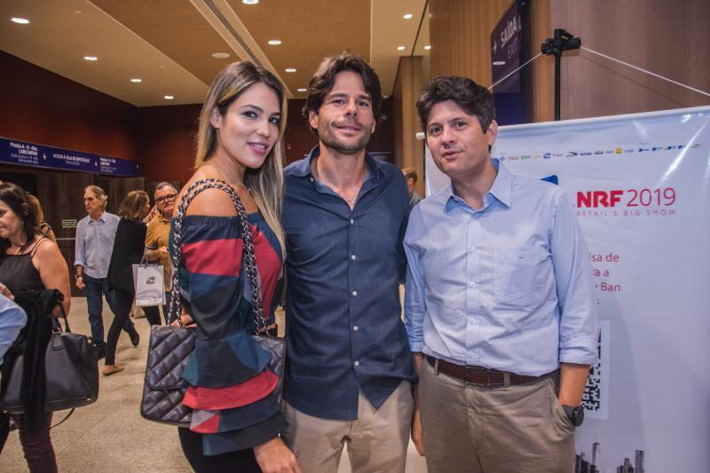 Isabel Cabral, Andre Cabral e Bruno Girao