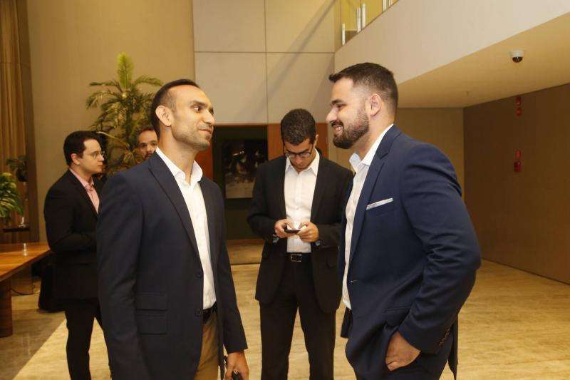 Ticiano Correa e Gustavo Damasceno