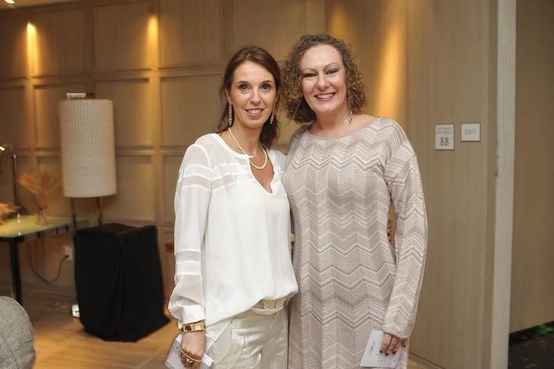 Esther Schattan e Esterliz Mayer Nunes