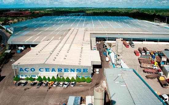 Aço Cearense é a nova integrante da Aecipp