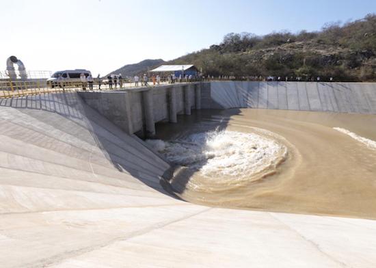 MDR repassa R$ 16,6 milhões para obras do Cinturão das Águas do Ceará