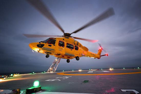 Helicóptero H175 é certificado pela Anac
