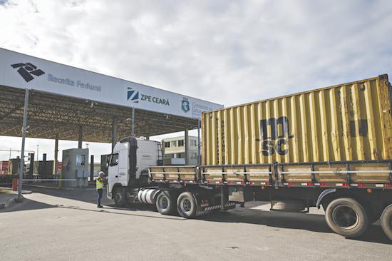 ZPE-Ceará tem destaque nas exportações