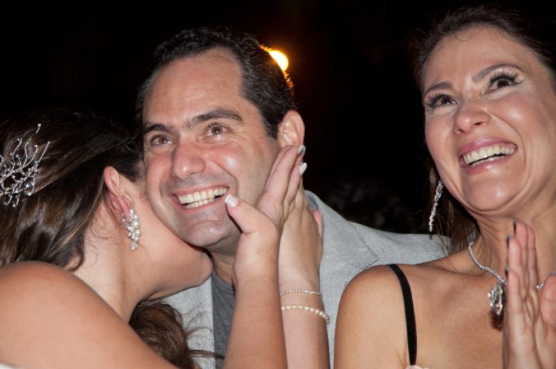 Amanda, Tarso e Ana Cristina Melo