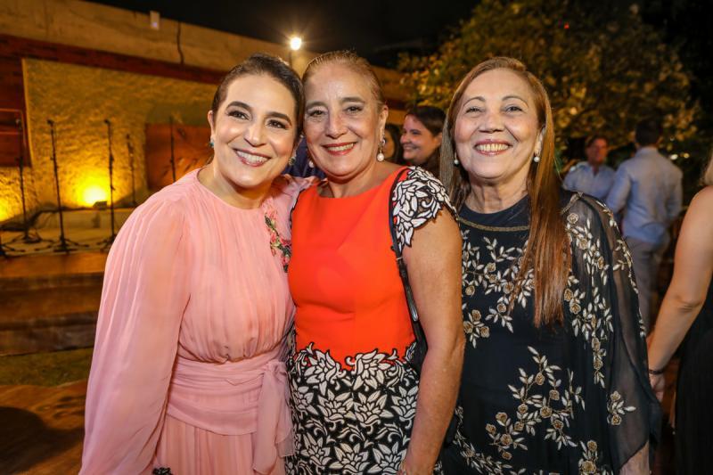 Patricia Macedo, Clarissa e Eleuses Alencar