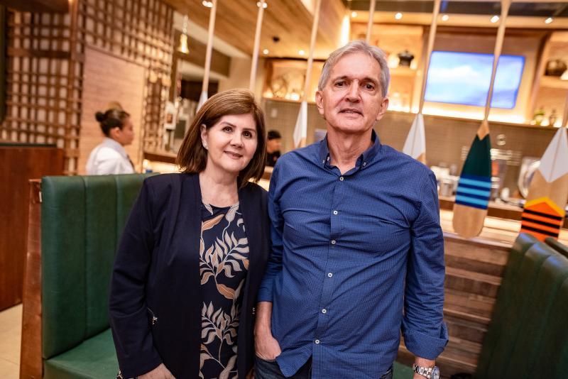 Monica e Luiz Goiana