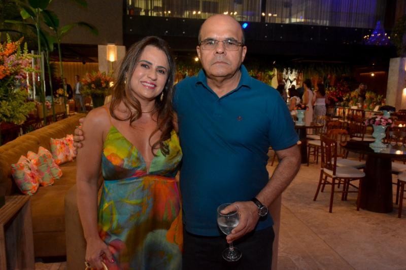 Elane Ricarte e Paulo Expedito
