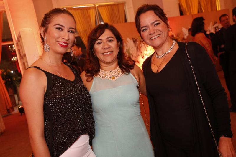Tamires Biana, Betania Girao e Monalisa Lobo