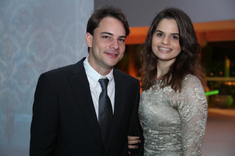 Nicolas Lima e Paula Goyanna