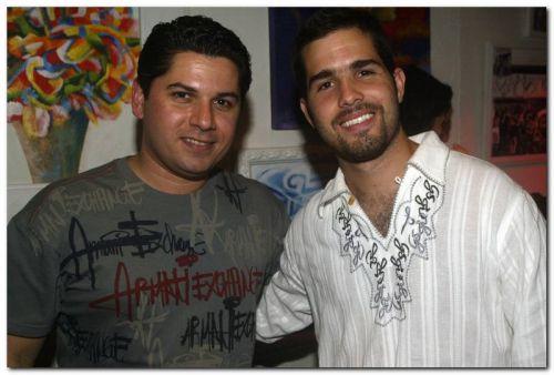 Pompeu Vasconcelos e Filipe Queiroz
