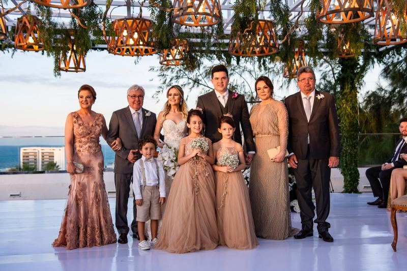 Casamento de Erica Dantas e Pedro Vasconcelos