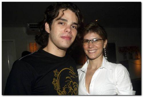 Marco Oliveira e Elaine Aragao