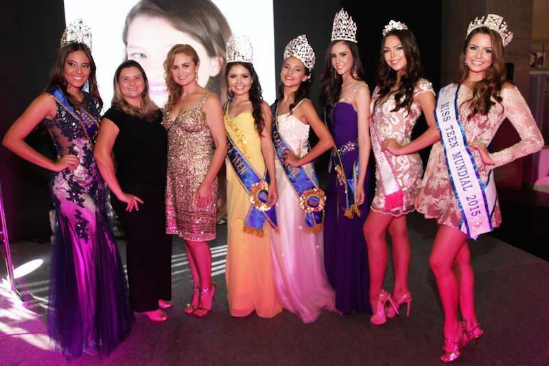Isabel Monteiro, Larissa Melo, Glaucia Tavares, Eduarda Cavalcante, Isabel Pessoa, Suzana Rios, Luana Passos e Eduarda Moreira