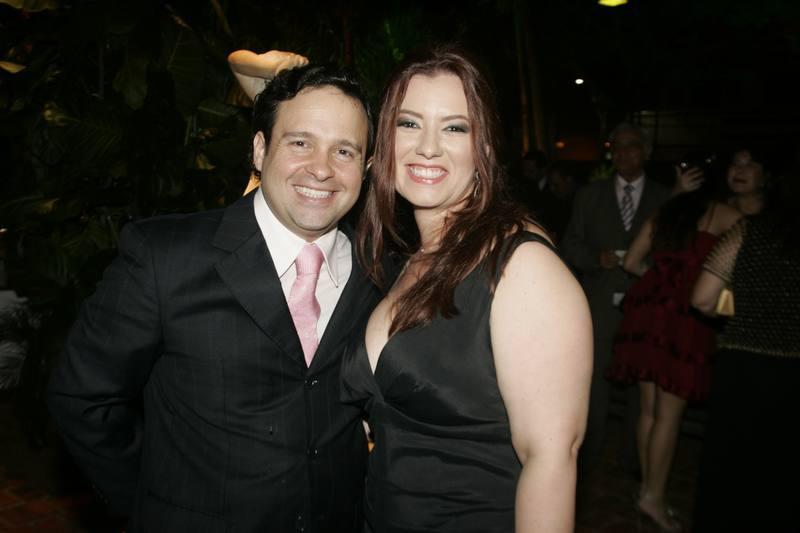 Igor Queiroz e Aline Felix