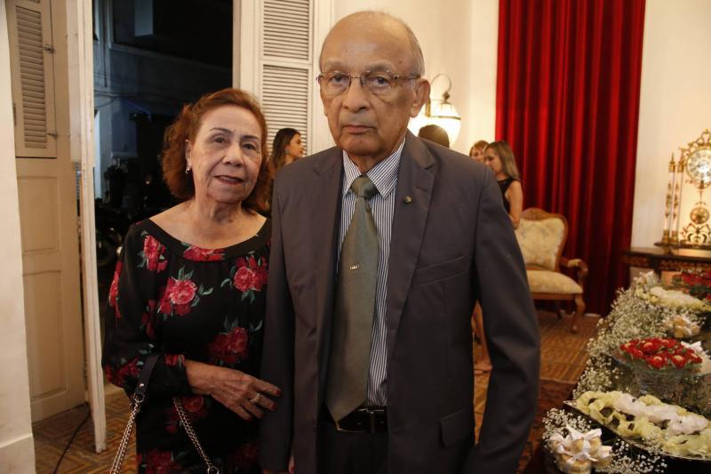 Nilda e Argeu Almeida