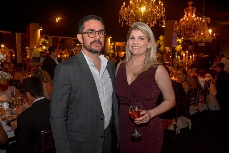 Alberto e Rose Pinheiro