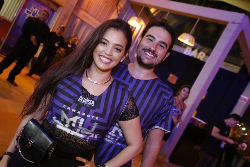 Ticiana e Renan Bassi