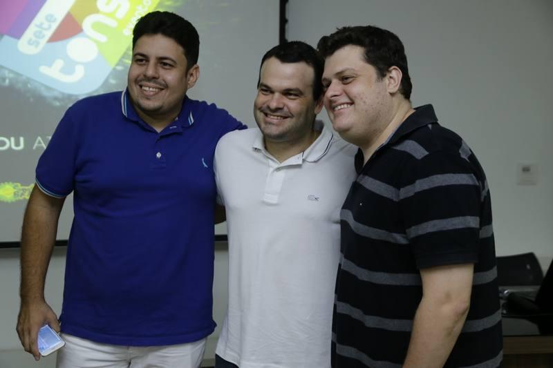 Evertin Silveira, Eugenio e Fernando Pernte