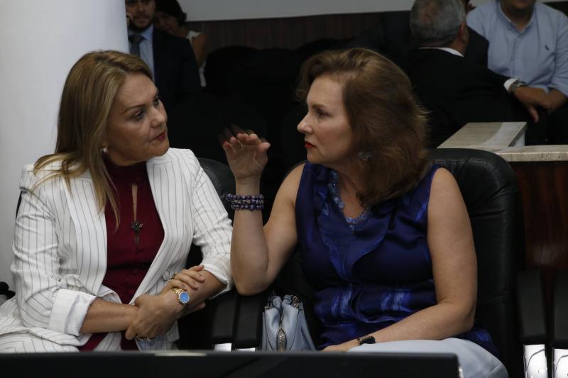 Lenise Rocha e Renata Jereissati 2