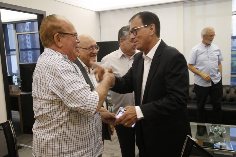 Guilherme Guimaraes, Aluisio Ramalho e Beto Studart
