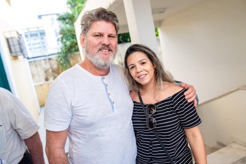 Renan Miranda e Rute Barbosa