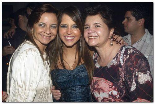 Vera Passos, Sarinha e Norma Diniz