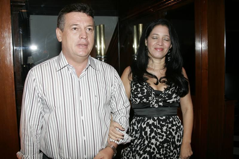 Orion Oliveira e Fernanda Antunes