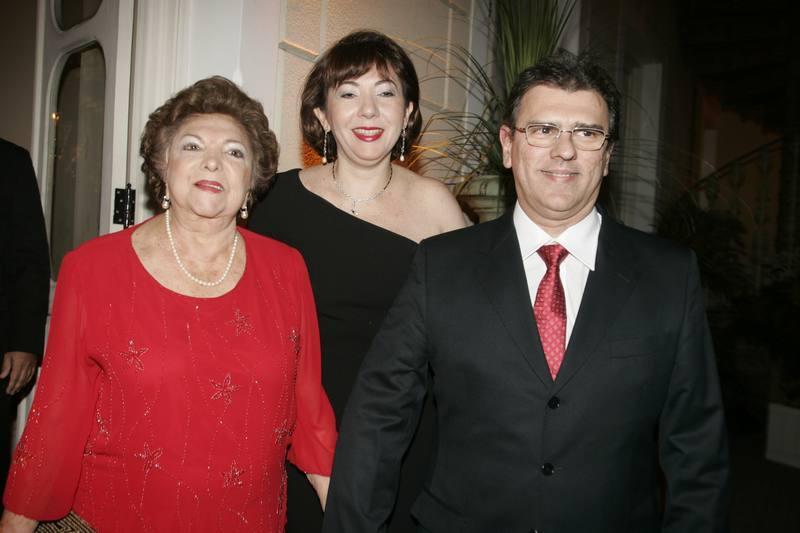 Zilmar Marcilio, Gina e Randal Pompeu