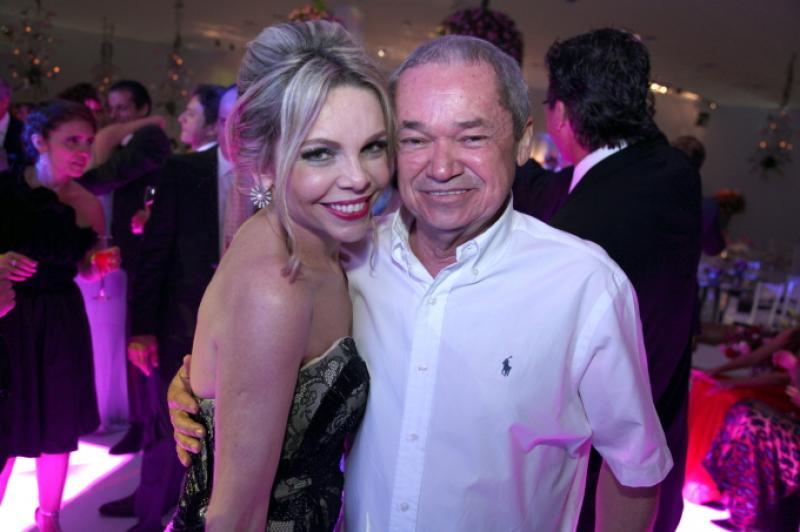 Lilian Porto e Mr. Babao