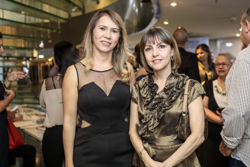 Adriana Moourao e Circe Jane