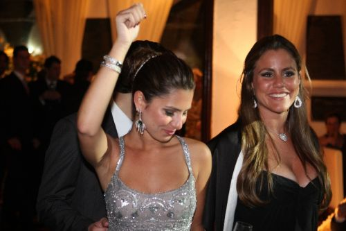 Nicole Pinheiro Rocha e Marina Mantega