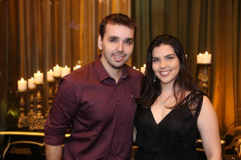 Leonardo e Juliana Rolim